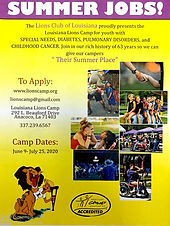 Lions Club Summer Camp Summer 2020.jpg