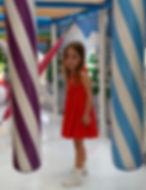 ילדה בת 4 שנים