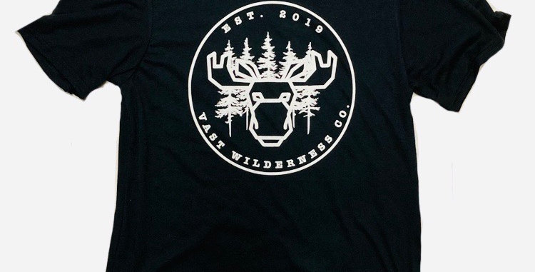 Mens Moose Est. Tee