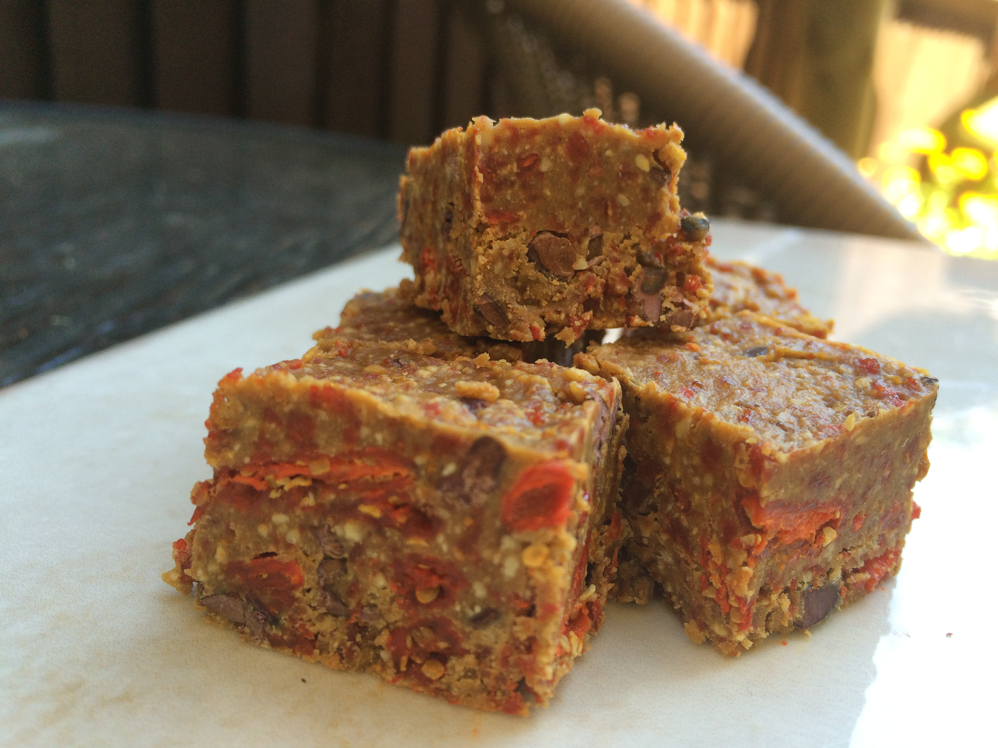 goji berry fudge