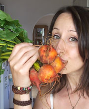 Jackie Balderstone raw food teacher, Raw Elevations