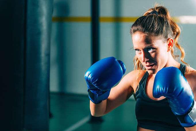 Woman on boxing training .jpg