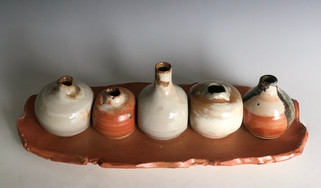 wee vases on a tray ($80) M. Bauer.jpg