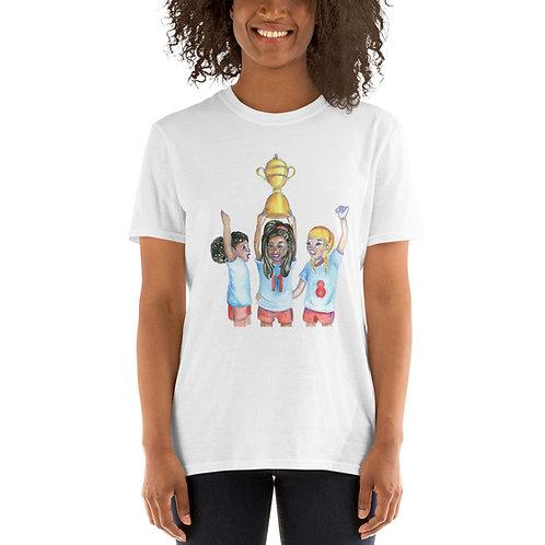 Jana Trophy - Unisex Basic Softstyle T-Shirt   Gildan 64000
