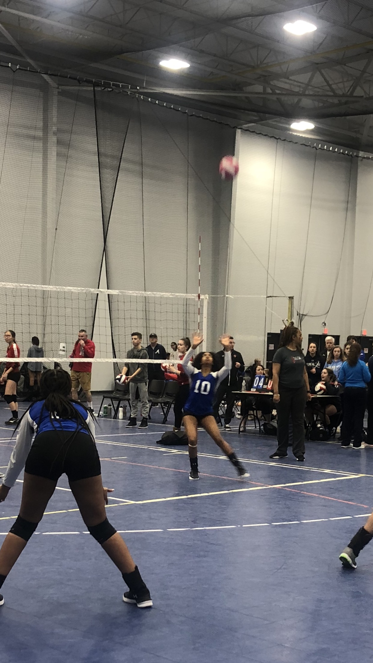 Volleyball Spiked City Dc Volleyball United States