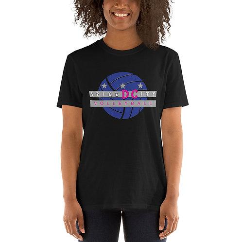SCDC Logo - Unisex Basic Softstyle T-Shirt | Gildan 64000