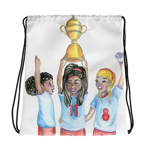Jana Trophy - Drawstring bag