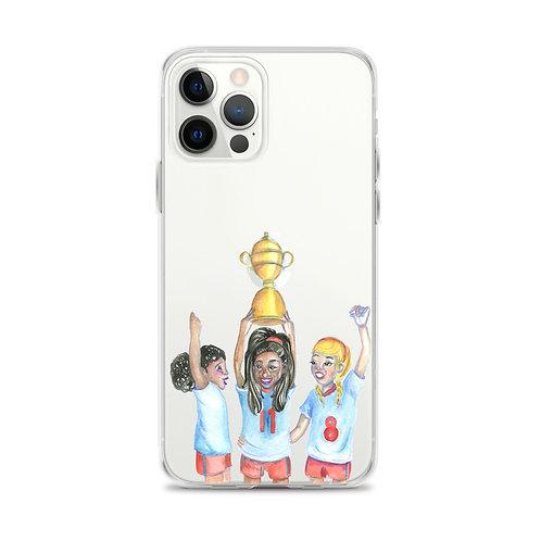 Jana Trophy - iPhone Case