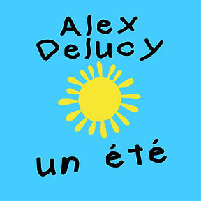 POCHETTE_ ALEX DELUCY - Un été _3000x300