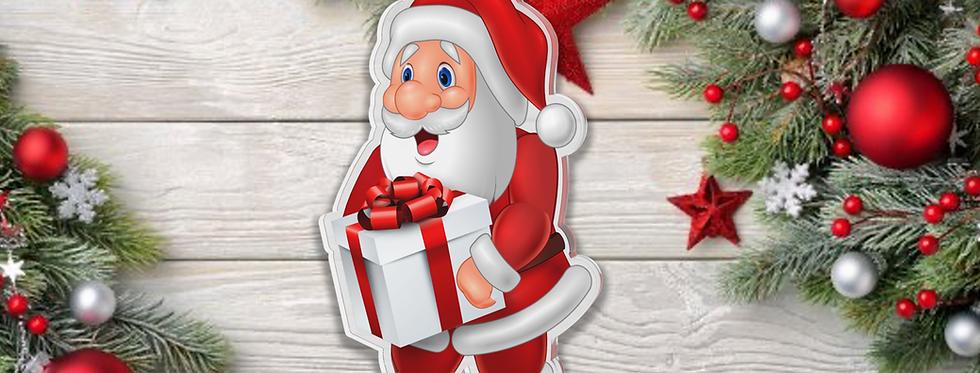 Santa Claus single - uni