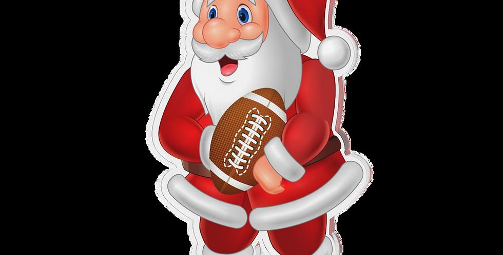 Santa Claus single - AmericanFootball