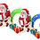 Thumbnail: Santa Claus - kulatý - UNI