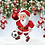 Thumbnail: Santa Claus single - fotbal