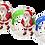Thumbnail: Santa Claus - kulatý -RUGBY
