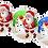 Thumbnail: Santa Claus - kulatý - CRICKET