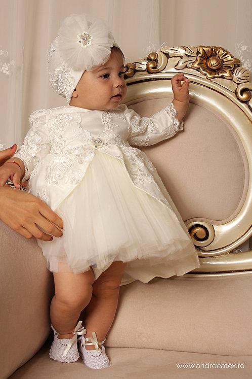 Victoria- alb ivoire (set botez)