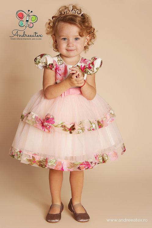 Lorelai- roz (1-2-3 ani)