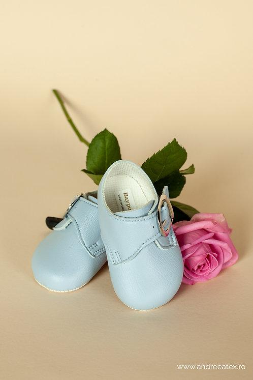 Pantofiori băieți B656 /// bleu