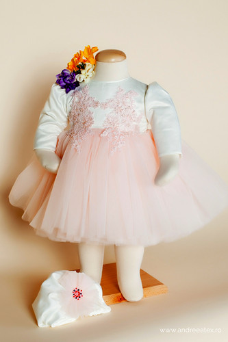 Andreeatex Rochițe Botez Fetițe