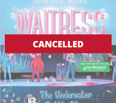'Waitress' and 'Underwater Bubble Show' Cancelled