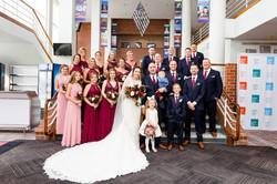 Kunkleman Wedding - Bridal Party - Captu