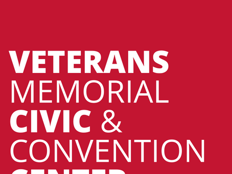 A message from the Veterans Memorial Civic & Convention Center regarding COVID-19