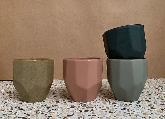 Irregular Ceramic Cup