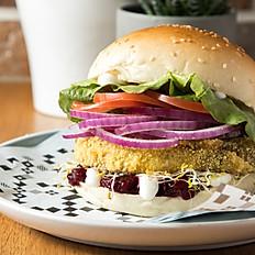 V.I.P. Veggie Burger