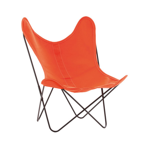 Fauteuil AA Airborne coton orange