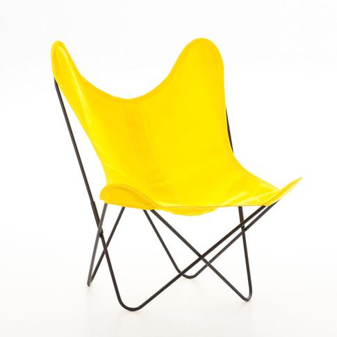 Fauteuil AA Airborne coton jaune
