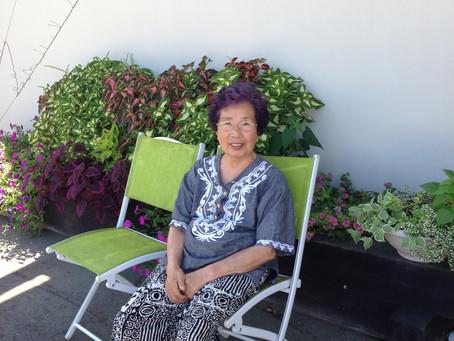 おばあちゃんの誕生日