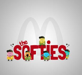 McDonalds Softies