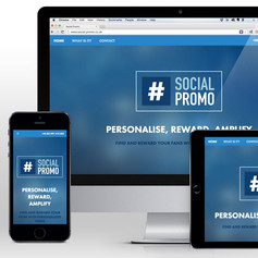 Social Promo Brand & Product Design