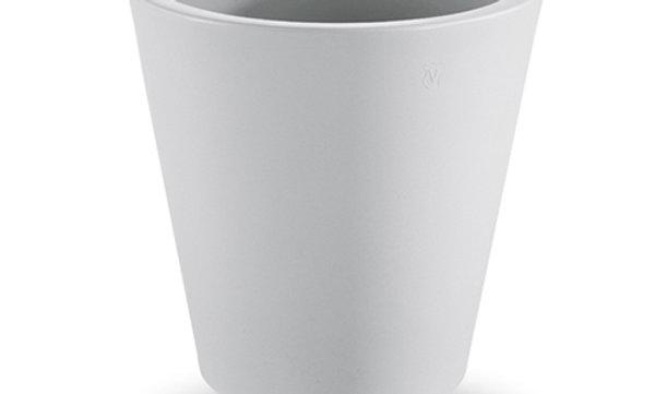Single vaso rotondo