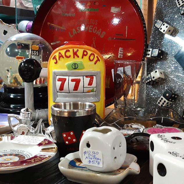 Vintage Las Vegas Memorabilia