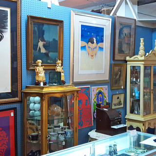 Antique Art and Paintings