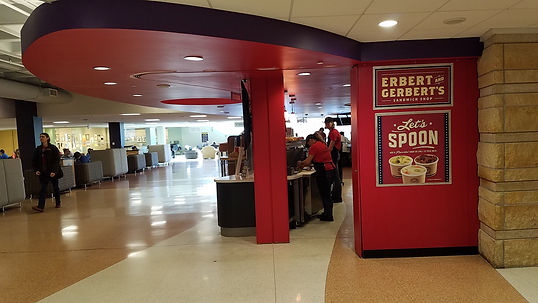 Erbert and Gerbert's MSU student union