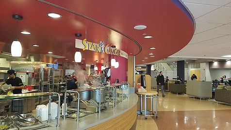Minnesota State University Dinning Hall