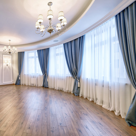 Over Drapes & Sheers