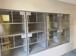 Reception cages