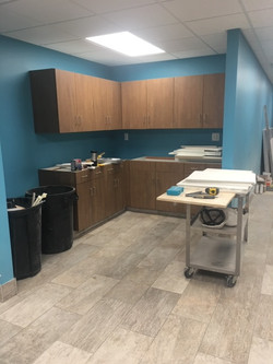 Dog kitchen new