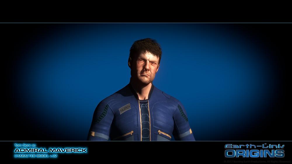 Admiral Maverick