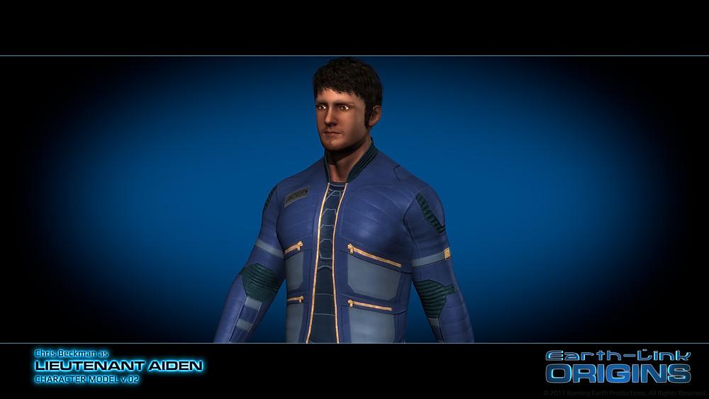 Lieutenant Aiden