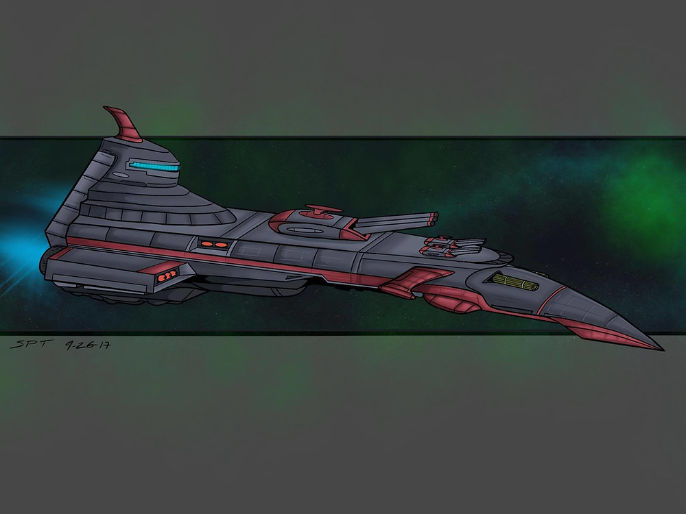 Leviathan Assault Frigate
