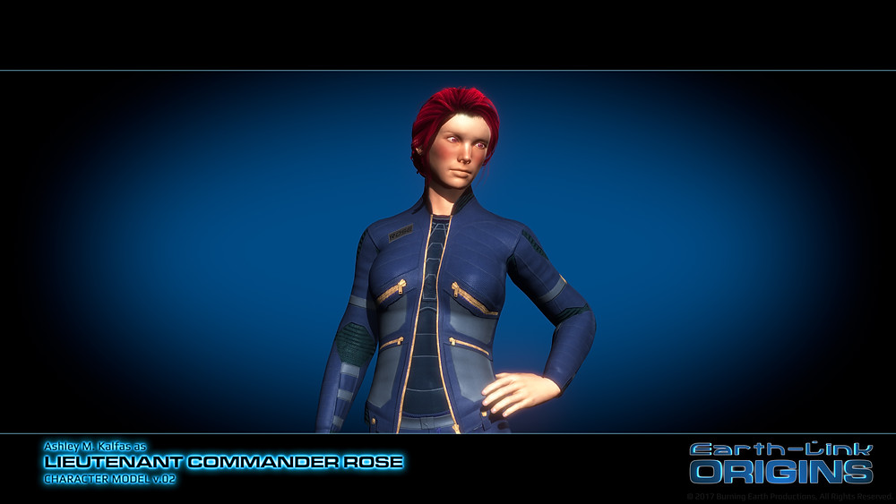 Lieutenant Commander Rose