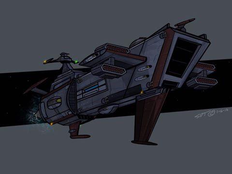 Wasp Missile Frigate