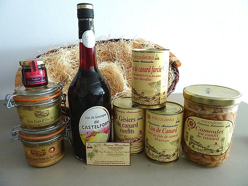 Les gourmandises Micouleau