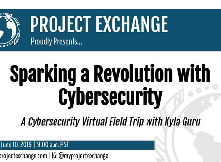 Sparking a Revolution with Cybersecurity: Kyla Guru