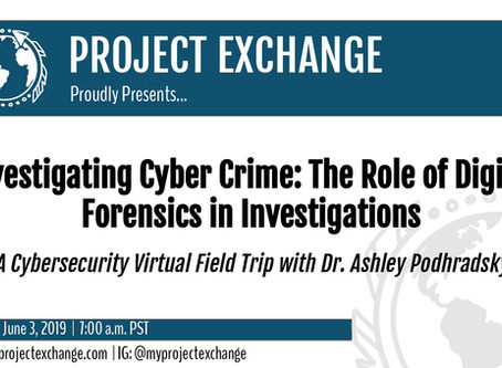 Investigating Cyber Crime: The Role of Digital Forensics in Investigations by Dr. Podhradsky