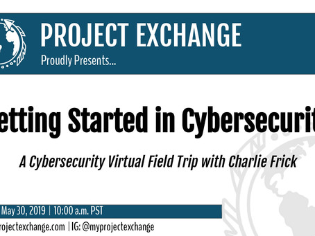 Getting Started in Cybersecurity: Charlie Frick